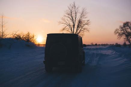 Roadtrip durch Michigan – erste Verluste, brachiale Eindrücke und gefrorene Finger