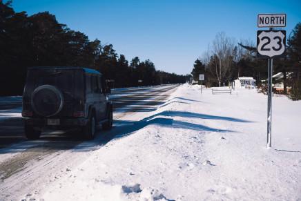 Roadtrip durch Michigan – 300 Meilen schönster Straßen auf die Upper Peninsula