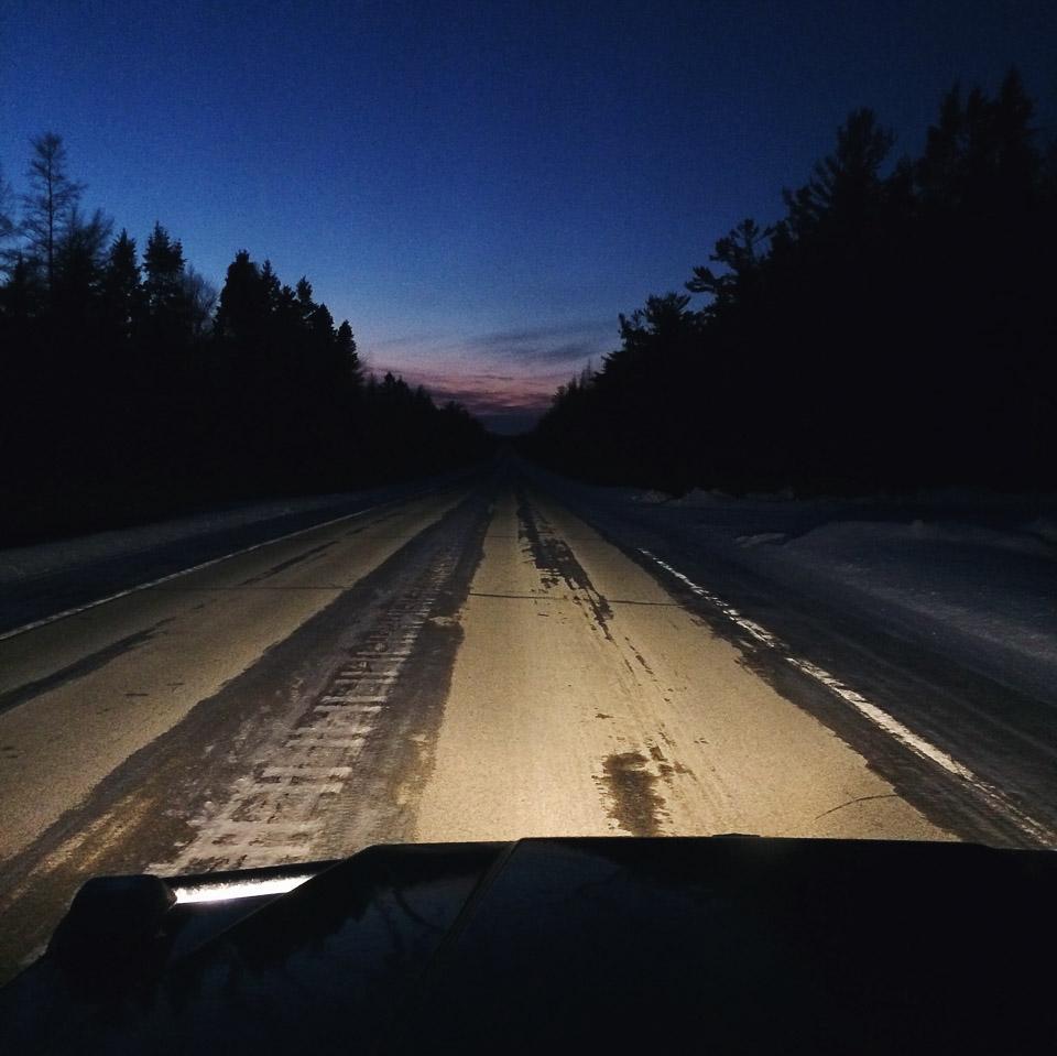Roadtrip Michigan