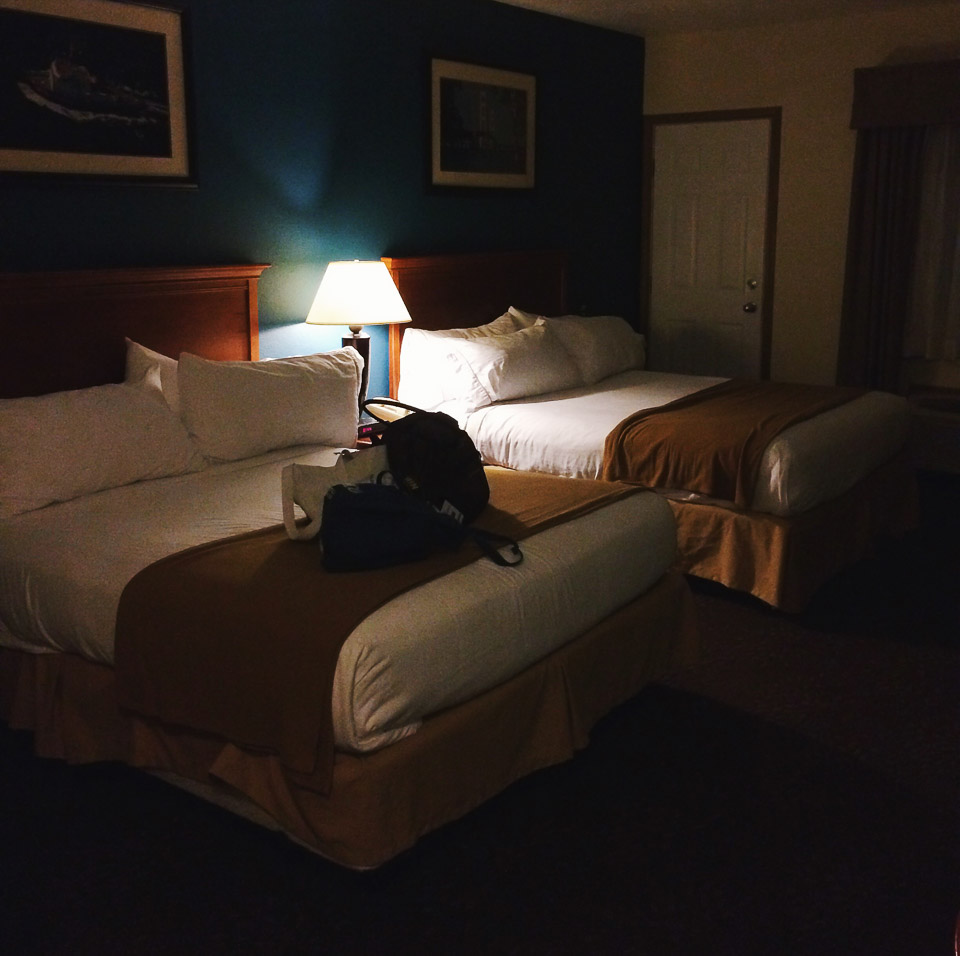 Holiday Inn Express Mackinac Bridge
