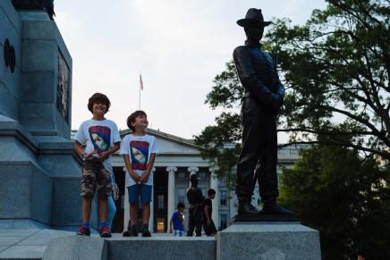 Washington DC mit Kind – in der Stadt der Spione