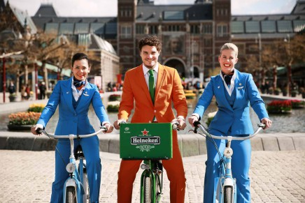 Anzeige – Koningsdag in Amsterdam mit KLM und Heineken