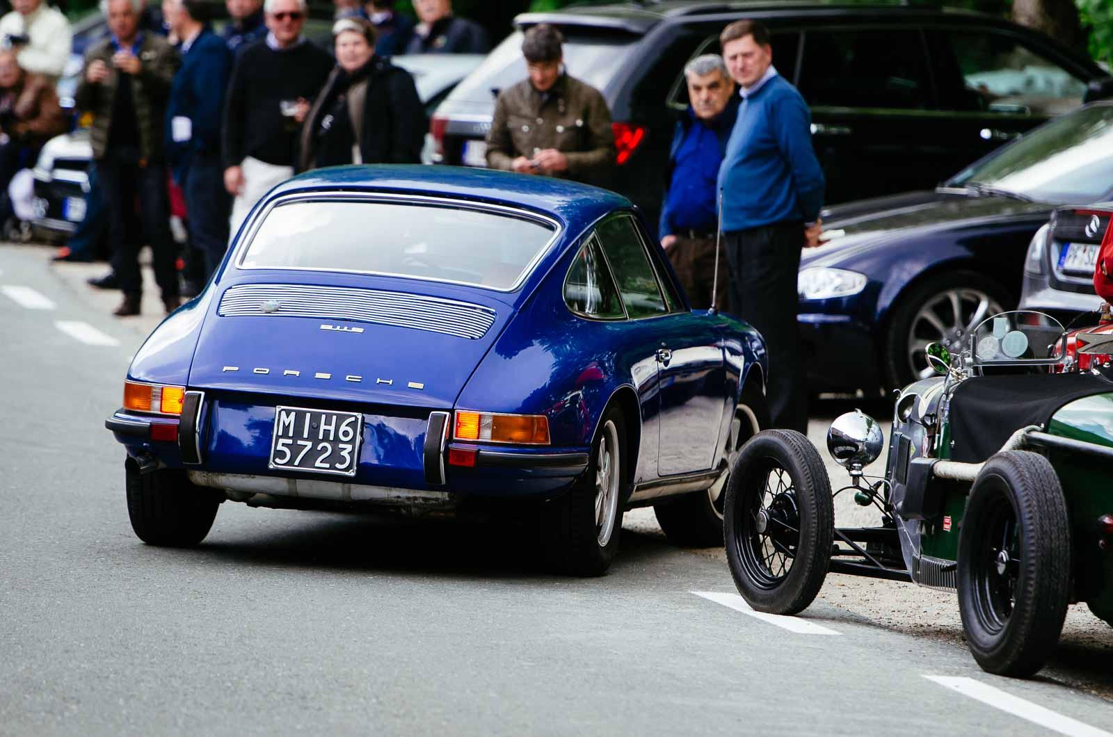 Porsche Oldtimer Vintage Classic Mille Miglia 2014