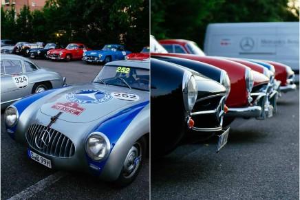 Die Mille Miglia in Italien – das exklusivste Oldtimerrennen der Welt