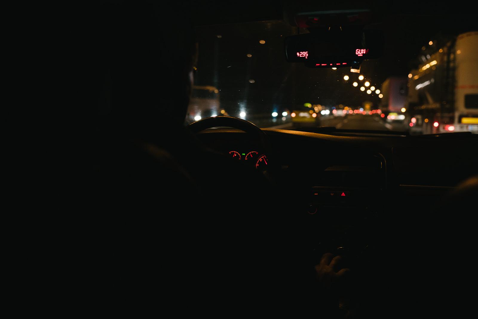 Taxifahrer Istanbul Flughafen