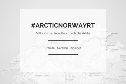 Roadtrip durch die Arktis Norwegens – eine Reise bis an die Grenze Russlands