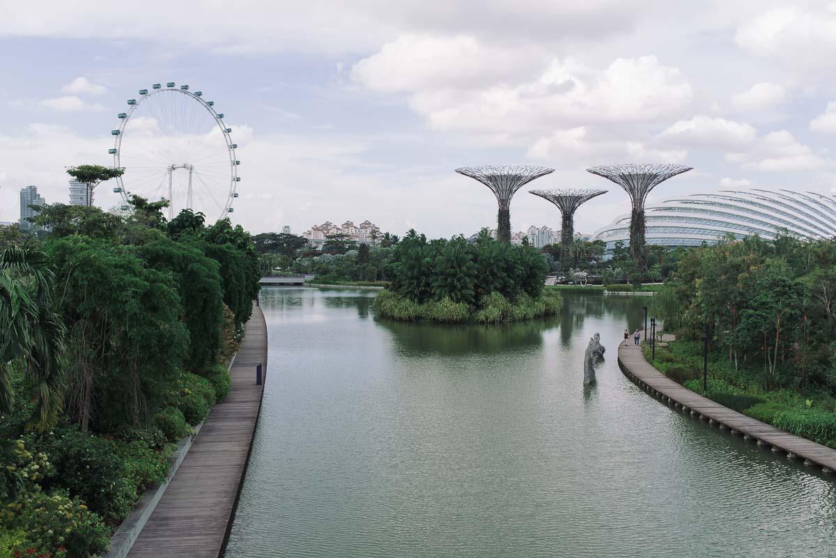 Die Sehenswürdigkeiten von Singapur - Tipps für eine Reise mit Kindern
