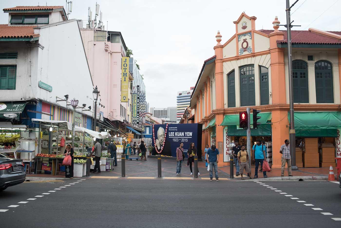 Singapur Sehenswürdigkeiten Little India