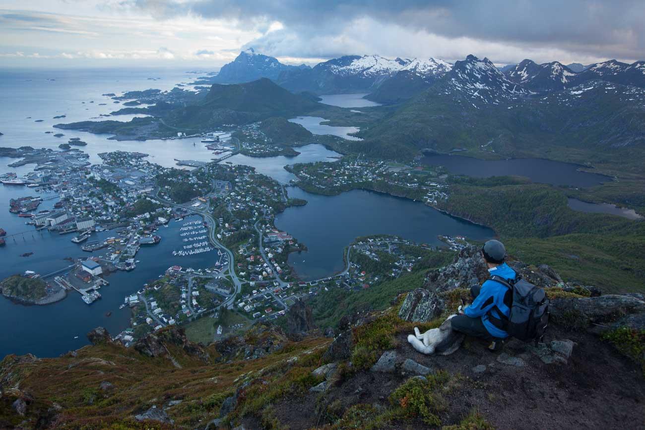 Norwegen Urlaub Budget Panorama