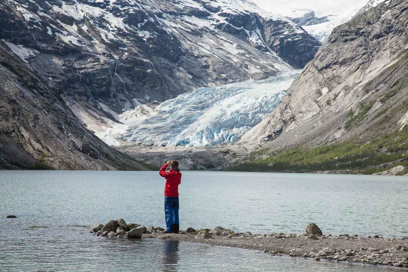 Reise durch Norwegen © Nico Walz