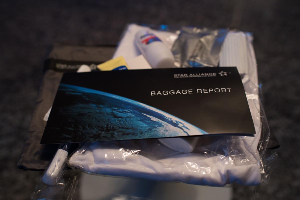 sas airline gepäck