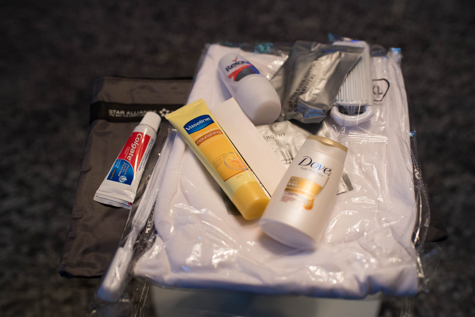 Survival Package Star Alliance Scandinavian Airlines SAS