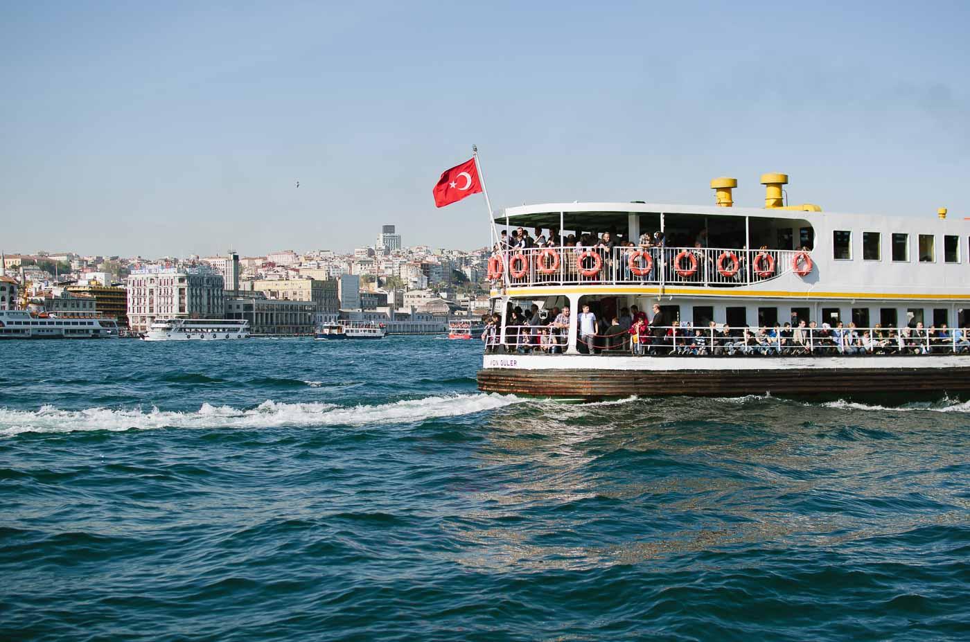 Kurzurlaub mit Kindern Istanbul