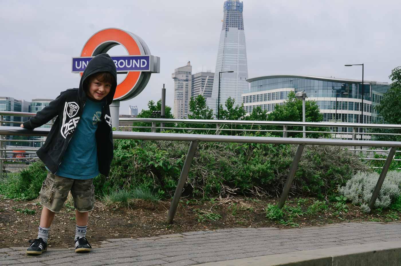 Kurzurlaub mit Kindern London-16