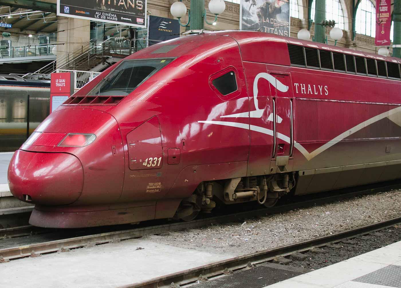 Kurzurlaub mit Kindern mit dem Zug