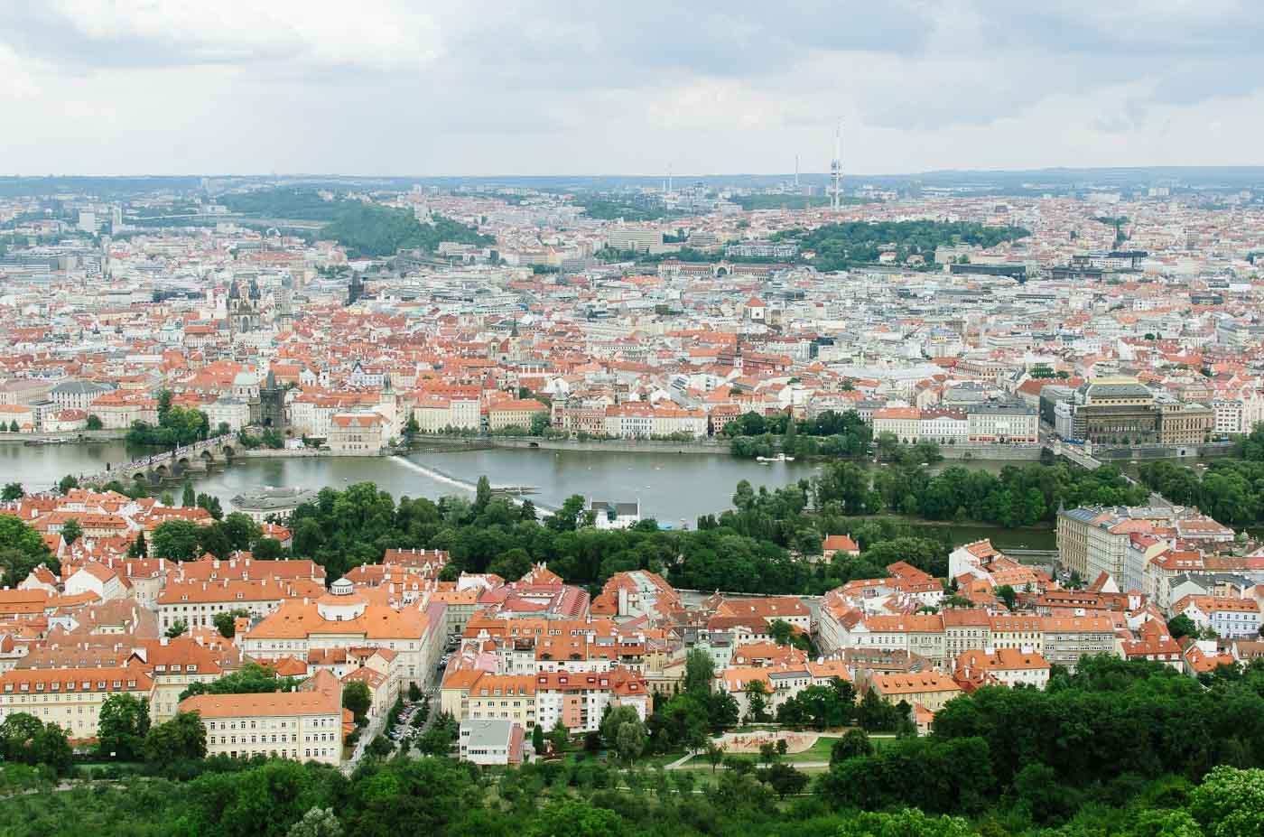 Kurzurlaub mit Kindern Prag
