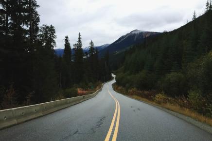 Endlich on the Road – mit 24 Stunden Verspätung auf dem Weg nach Alaska