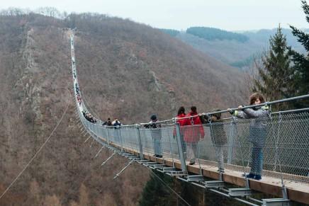 Die Geierlay Brücke – Ausflug zur längsten Hängeseilbrücke Deutschlands