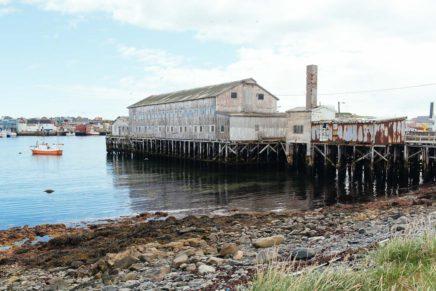 Vardø – ein traurig schöner Fischerort an der Barentssee in Nordnorwegen