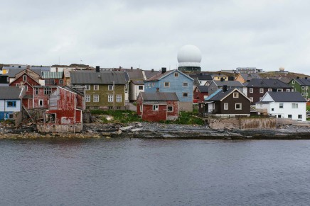 Vardö – ein traurig schöner Fischerort an der Barentssee in Nordnorwegen