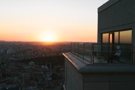 Wenn ganz Istanbul zu deinen Füßen liegt – vier Tage im Mövenpick Hotel Istanbul