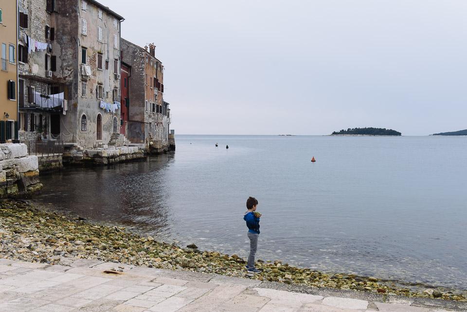 Kroatien mit Kindern, Rovinj