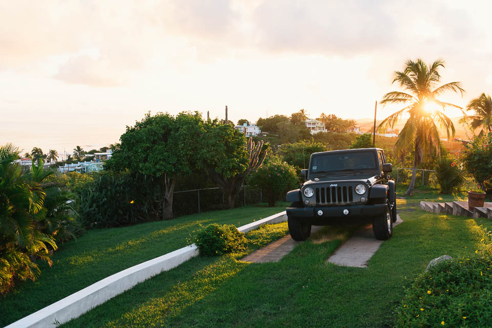 Mietwagen auf Vieques Maritza's Car Rental