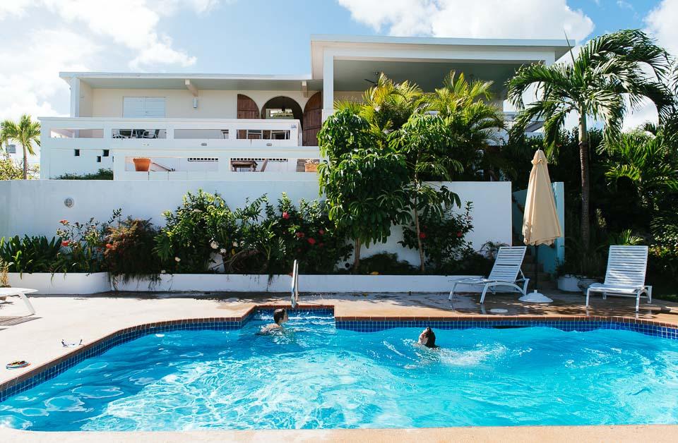 Die Casa Tucepi auf Vieques, Puerto Rico