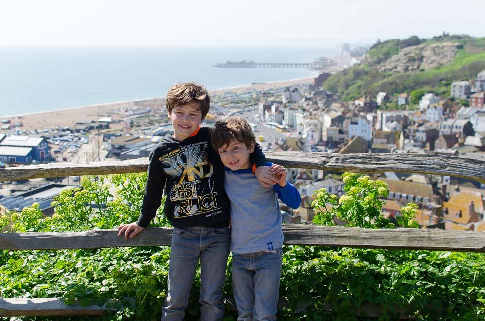Familienurlaub in Südengland und Cornwall