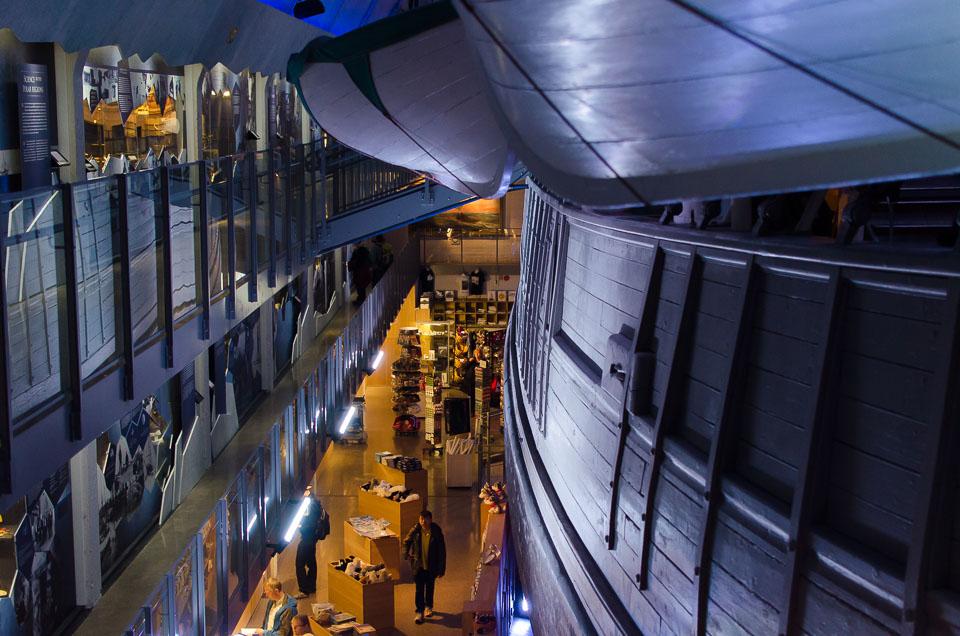 das Frammuseum in Oslo