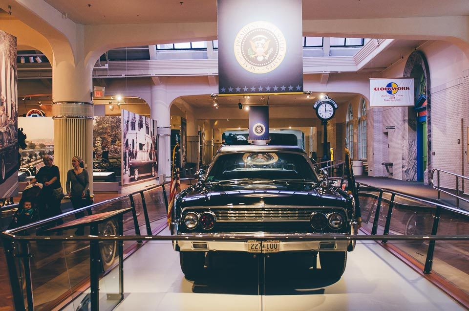 das Henry Ford Museum