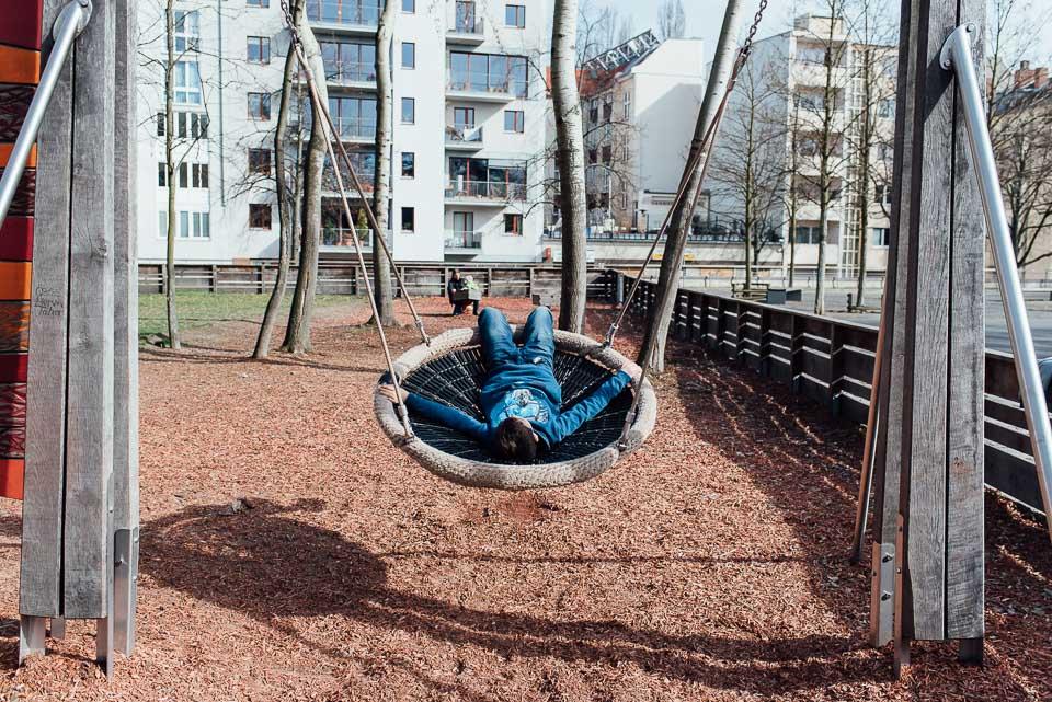 Der Park am Gleisdreieck, Berlin