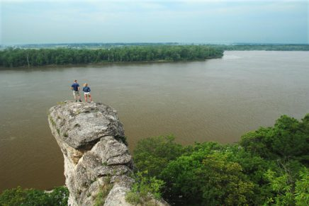 Die Great River Road Illinois – Roadtrip entlang des Mississippi