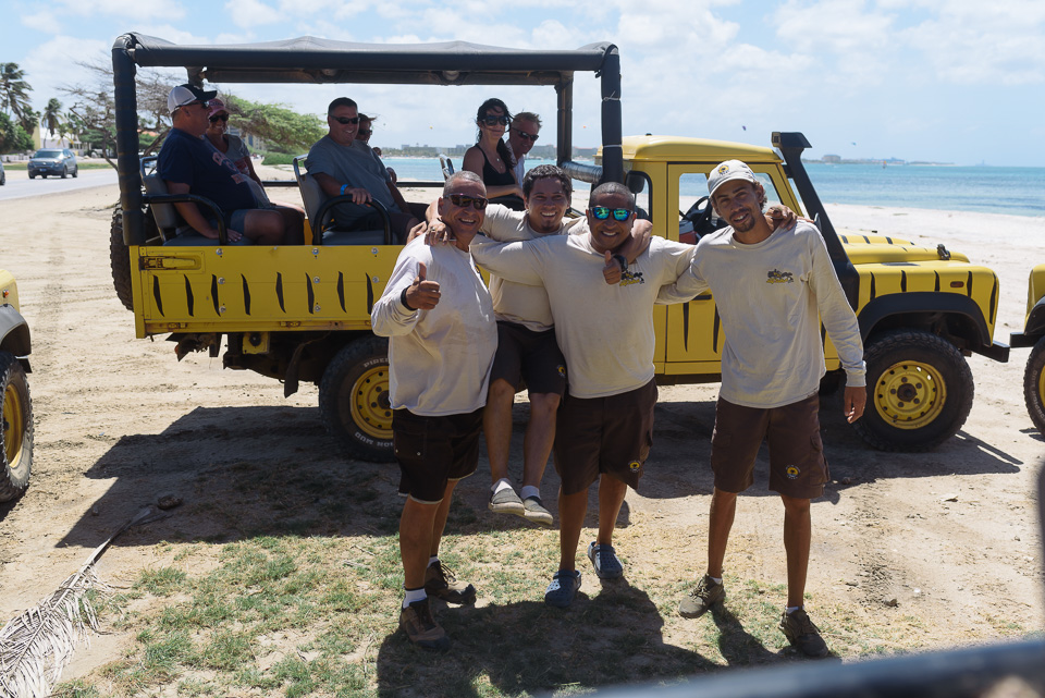 Jeep Safari Tour Aruba